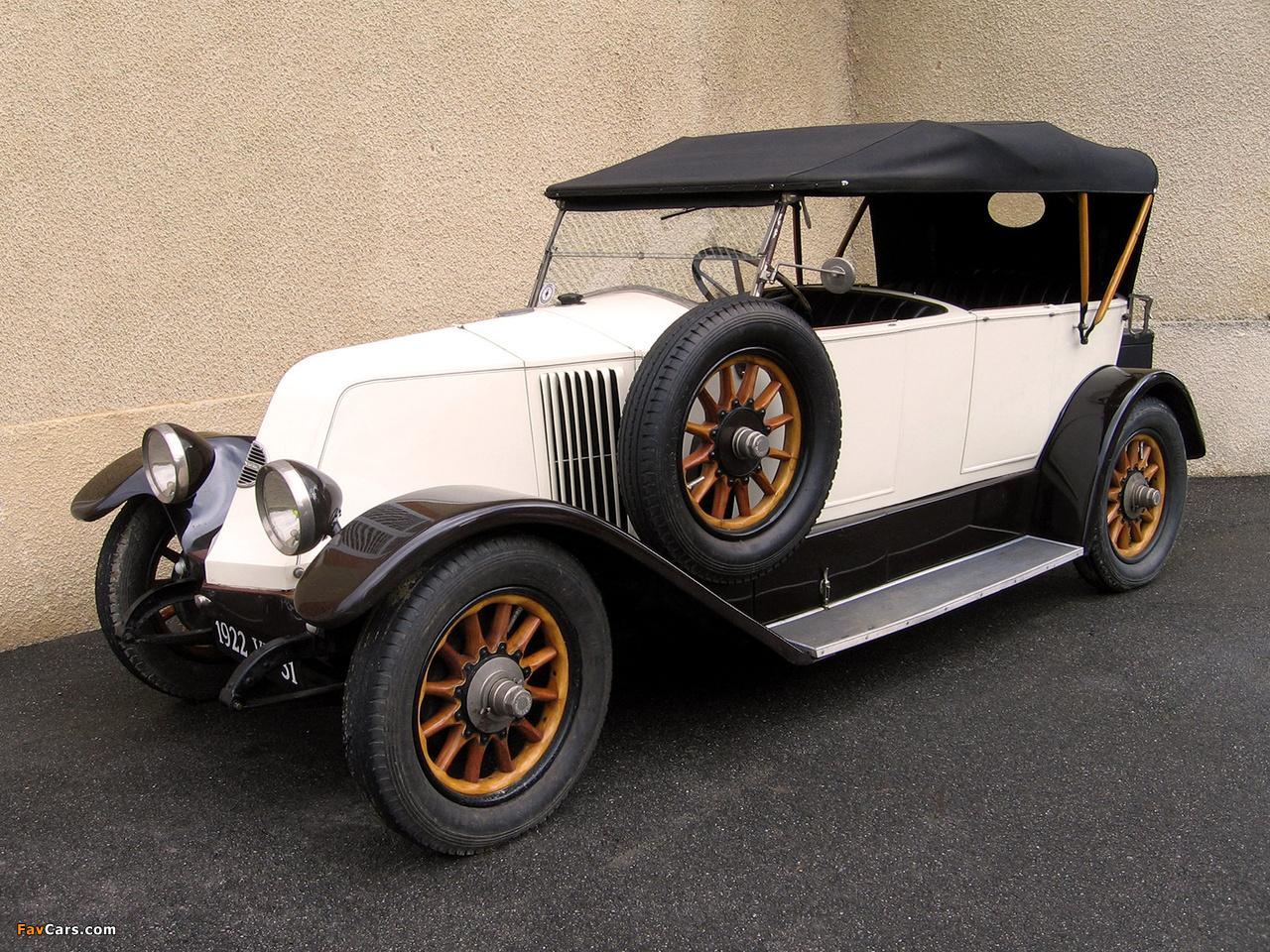 Renault Type KZ 1922–27 images (1280 x 960)