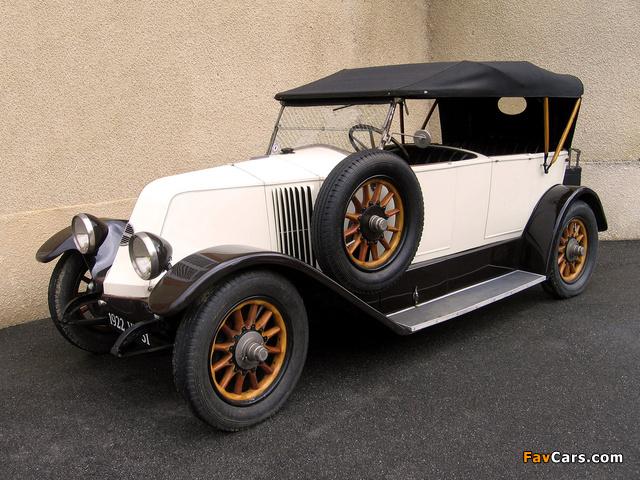 Renault Type KZ 1922–27 images (640 x 480)