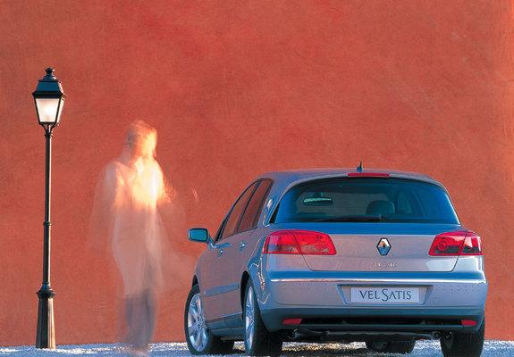 Pictures Of Renault Vel Satis 200105
