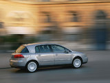 Renault Vel Satis 2001–05 images