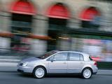 Renault Vel Satis 2001–05 pictures