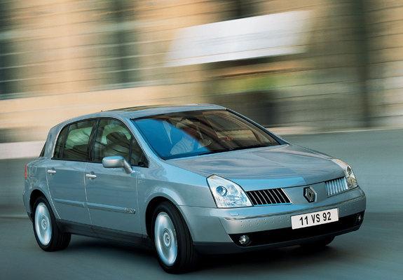 Renault Vel Satis 200105 Pictures