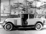 Photos of Renault Vivasix Cabriolet 1926–30