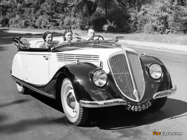 Photos of Renault Vivastella Grand Sport 1929–39 (640 x 480)