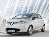 Photos of Renault Zoe Z.E. 2012