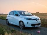 Photos of Renault Zoe Z.E. UK-spec 2013