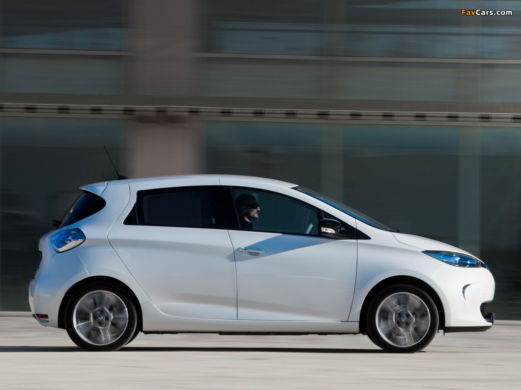 Pictures of Renault Zoe Z.E. 2012 (1024 x 768)