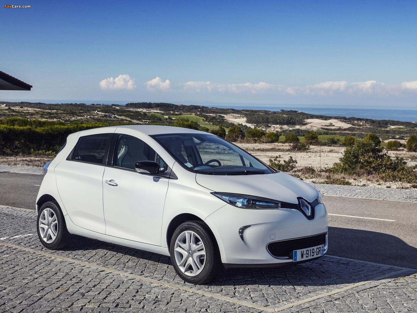 Renault Zoe Z.E. 2012 images (1600 x 1200)