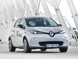 Renault Zoe Z.E. 2012 photos