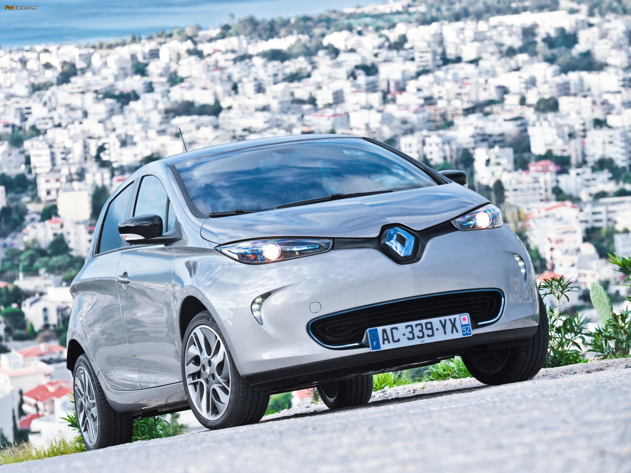 Renault Zoe Z.E. 2012 pictures (2048 x 1536)