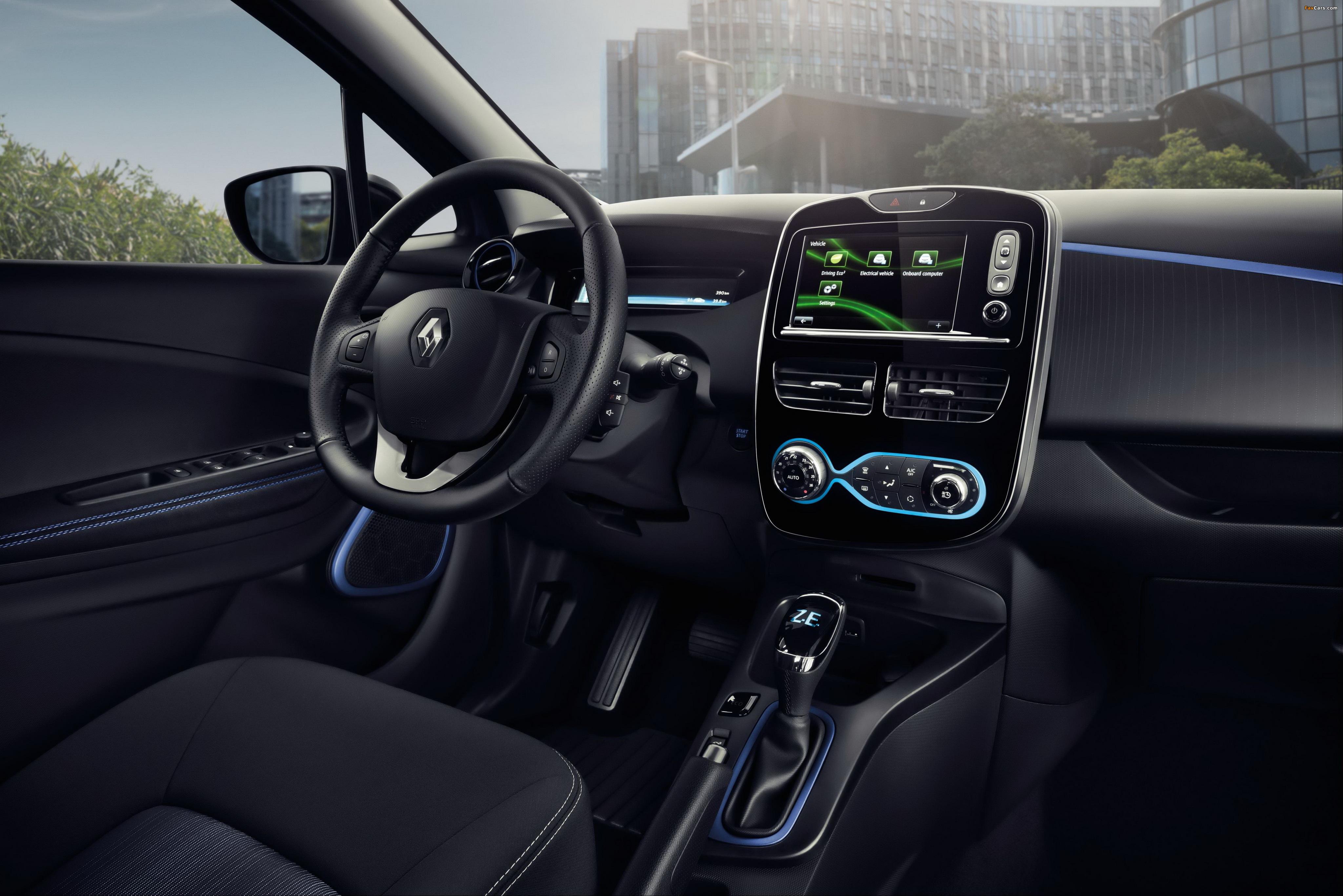 Renault Zoe Z.E. 40 2016 photos (4096 x 2732)