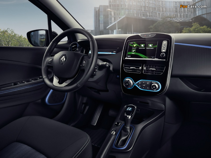 Renault Zoe Z.E. 40 2016 photos (800 x 600)