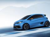 Renault Zoe e-sport 2017 photos