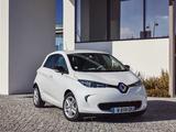 Renault Zoe Z.E. 2012 wallpapers