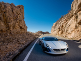 Pictures of Rimac Concept_One 2017