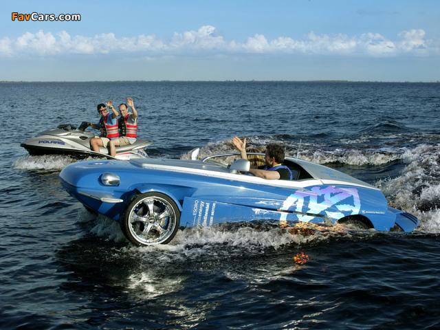 Photos of Rinspeed Splash 2004 (640 x 480)