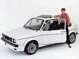 Rinspeed Volkswagen Golf Turbo (Typ 17) 1979 photos