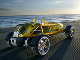 Rinspeed eXasis Concept 2007 pictures
