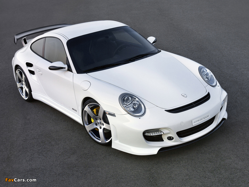 Images of Rinspeed LeMans based on Porsche 911 Turbo (997) 2007 (800 x 600)