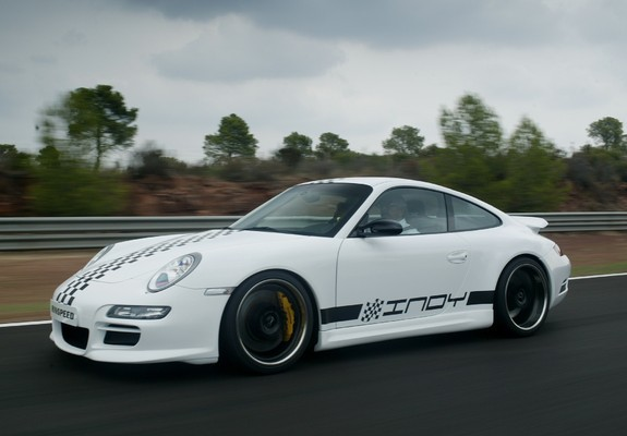 Images Of Rinspeed Porsche Indy 997 2005