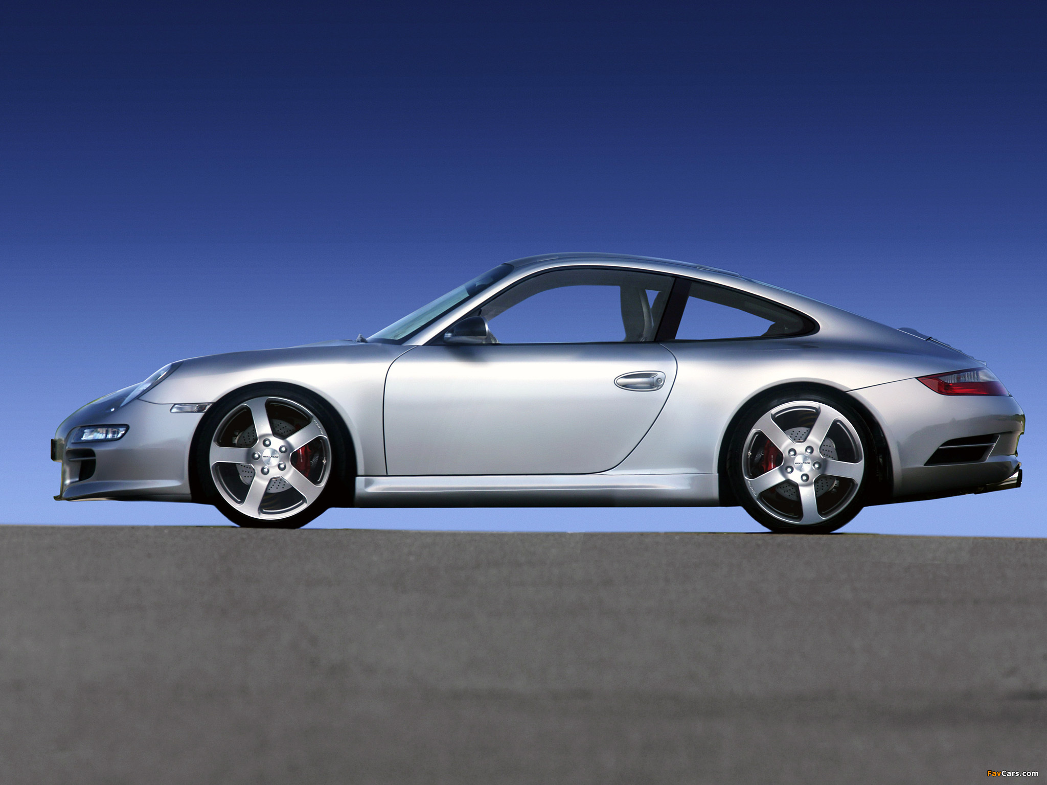 Photos of Rinspeed Porsche 911 Indy 4S (997) 2006–08 (2048 x 1536)
