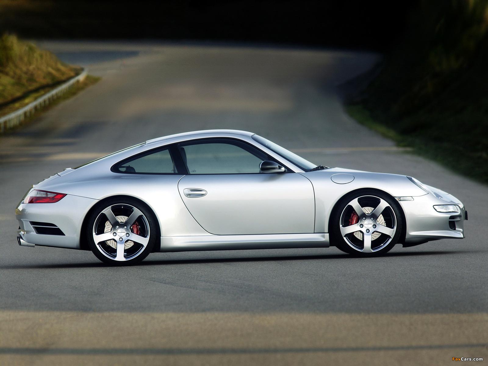 Photos of Rinspeed Porsche 911 Indy 4S (997) 2006–08 (1600 x 1200)