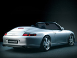 Pictures of Rinspeed Porsche 911 Carrera Cabriolet (996)