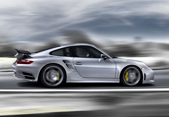 Pictures Of Rinspeed Porsche 911 Turbo 997 2007