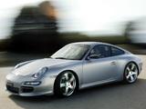 Rinspeed Porsche 911 Indy 4S (997) 2006–08 images