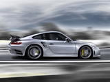 Rinspeed Porsche 911 Turbo (997) 2007 wallpapers