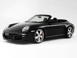 Rinspeed Porsche 911 Carrera Cabriolet (997) images