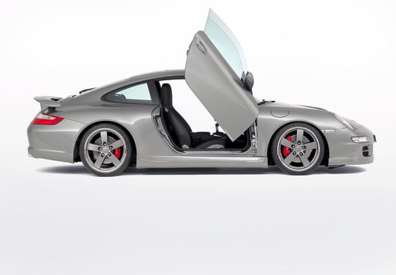 Rinspeed Porsche 911 Carrera Coupe 997 Photos