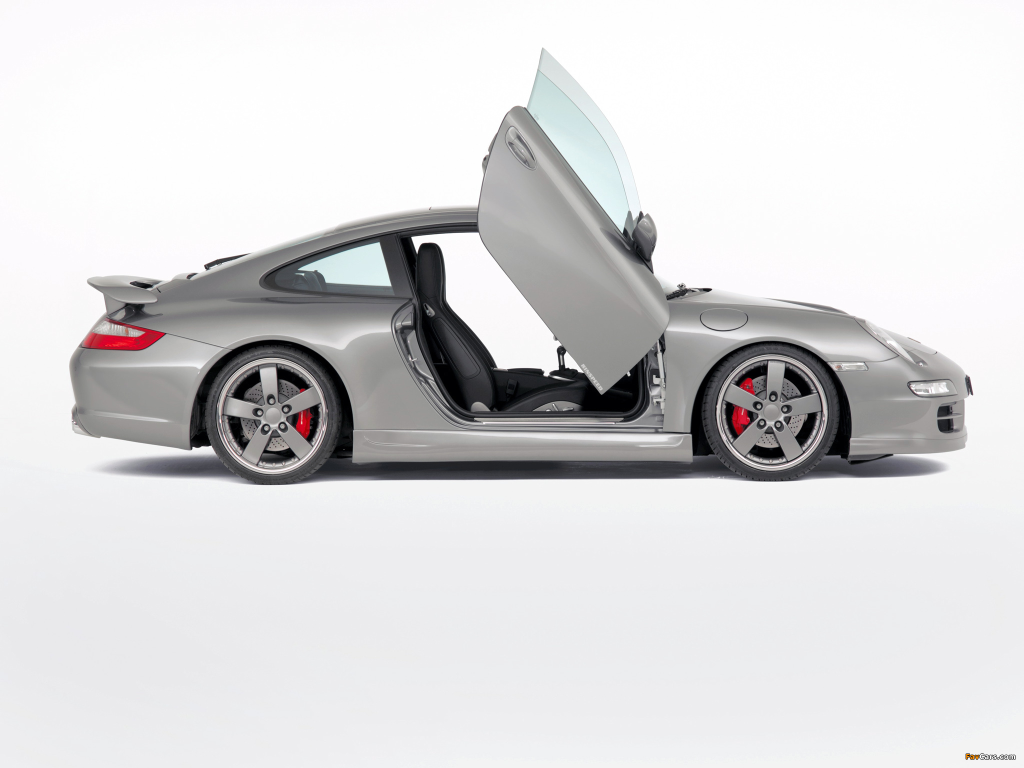Rinspeed Porsche 911 Carrera Coupe (997) pictures (2048 x 1536)