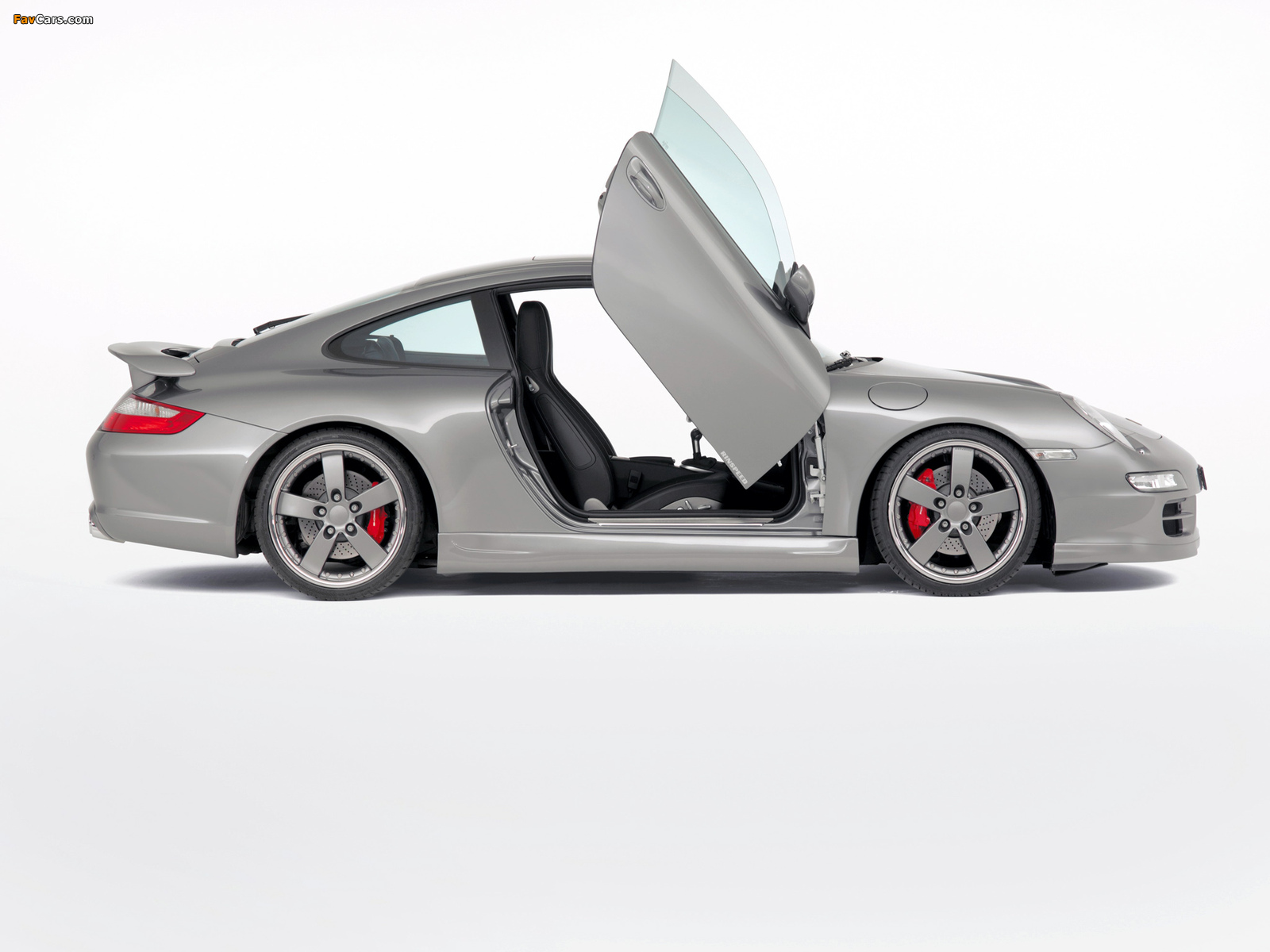 Rinspeed Porsche 911 Carrera Coupe (997) pictures (1600 x 1200)