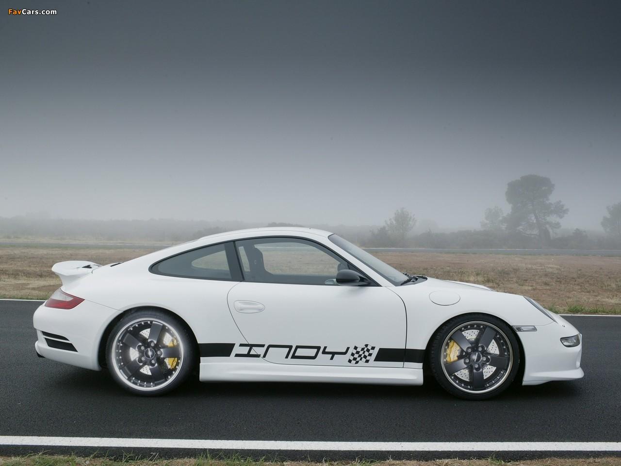 Rinspeed Porsche Indy (997) 2005 images (1280 x 960)