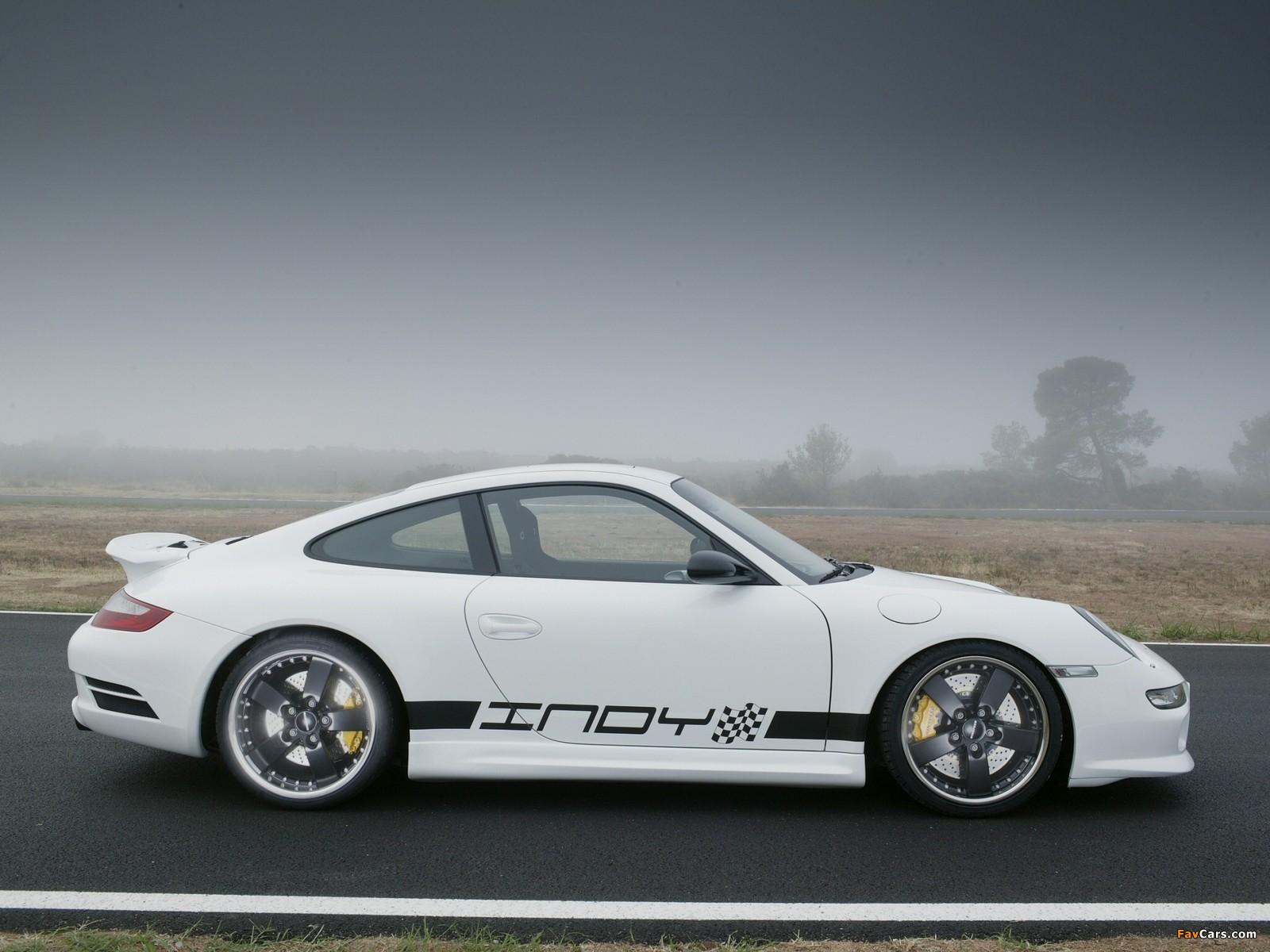 Rinspeed Porsche Indy (997) 2005 images (1600 x 1200)