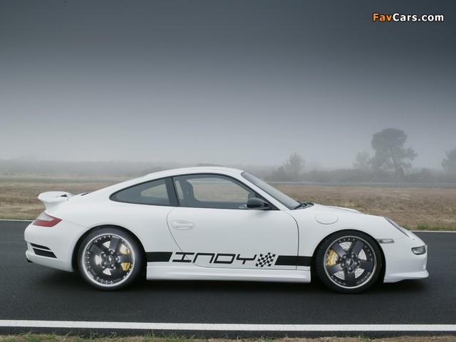 Rinspeed Porsche Indy (997) 2005 images (640 x 480)