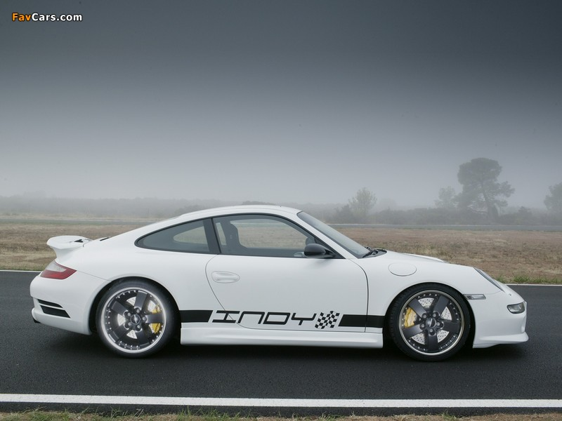 Rinspeed Porsche Indy (997) 2005 images (800 x 600)