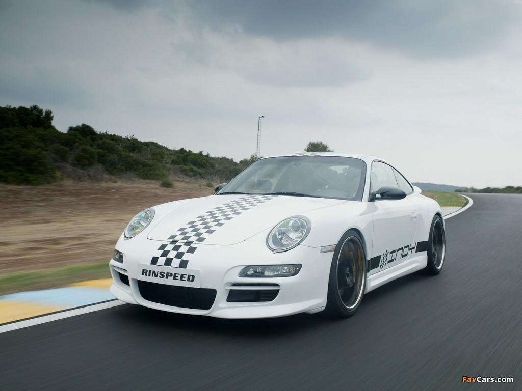 Rinspeed Porsche Indy (997) 2005 pictures (1024 x 768)