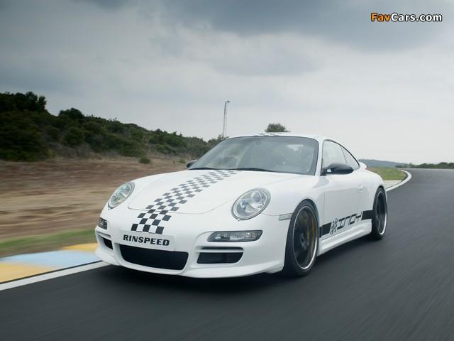 Rinspeed Porsche Indy (997) 2005 pictures (640 x 480)