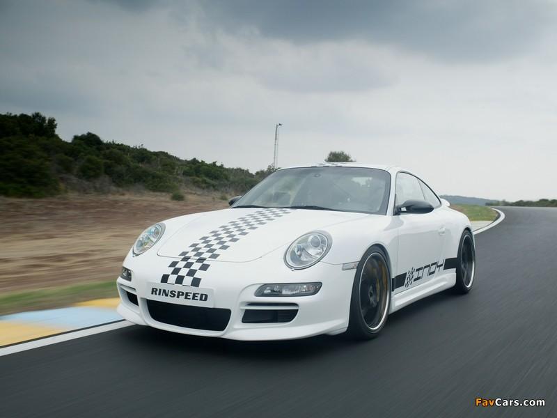 Rinspeed Porsche Indy (997) 2005 pictures (800 x 600)