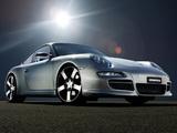 Rinspeed Porsche 911 Indy 4S (997) 2006–08 pictures