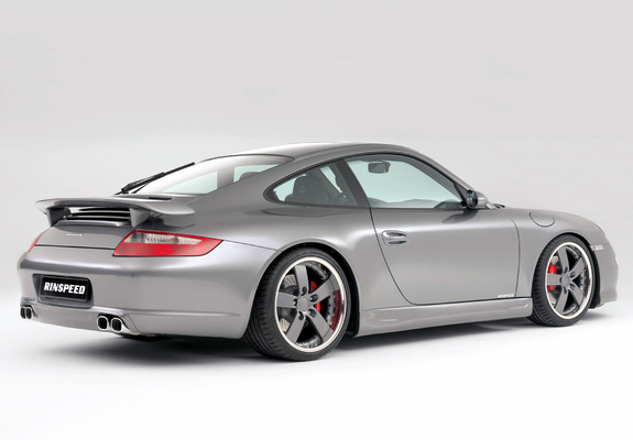 Rinspeed Porsche 911 Carrera Coupe 997 Images