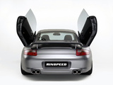 Rinspeed Porsche 911 Carrera Coupe (997) pictures