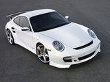 Rinspeed LeMans based on Porsche 911 Turbo (997) 2007 wallpapers