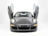 Rinspeed Porsche 911 Carrera Coupe (997) wallpapers
