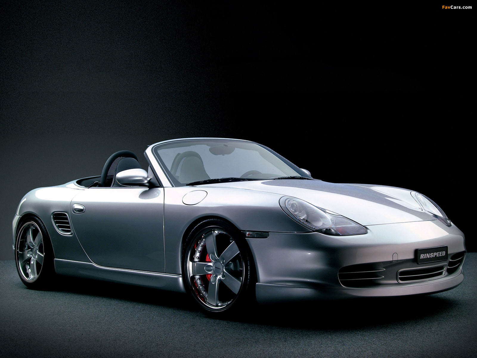 rinspeed porsche boxster (986) wallpapers (1600x1200)