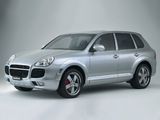 Photos of Rinspeed Porsche Cayenne (955)