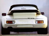 Rinspeed Porsche R39 (930) 1989 pictures