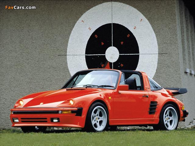 Rinspeed Porsche R59 wallpapers (640 x 480)